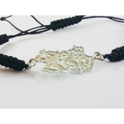 Bracciale Sardegna in argento 925 UNISEX