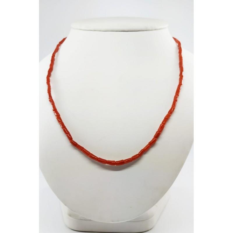 Collana girocollo corallo Unisex